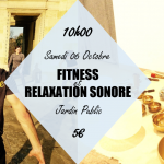 Fitness + Relaxation Sonore Photo1